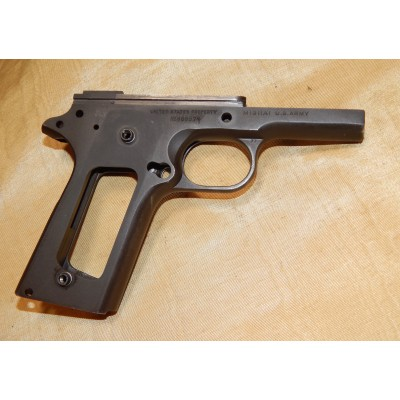 Rare WWII Colt Military/Commercial Model 1911A1 .45 Pistol. c. 1942
