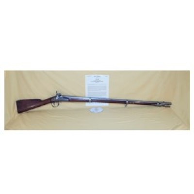 Fine Springfield Armory Model 1842 Musket c. 1848