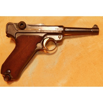 Rare WWI German Erfurt Model 1914 Luger, c. 1914