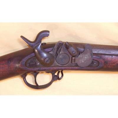 Rare Civil War Springfield Model 1855 Rifle Musket c. 1858