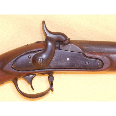 Rare Civil War Deringer Percussion Rifle c. 1861