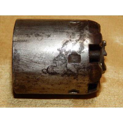 Civil War Colt Model 1851 Navy Revolver, c. 1861, ID'd to 3rd Iowa Cavalry Regiment